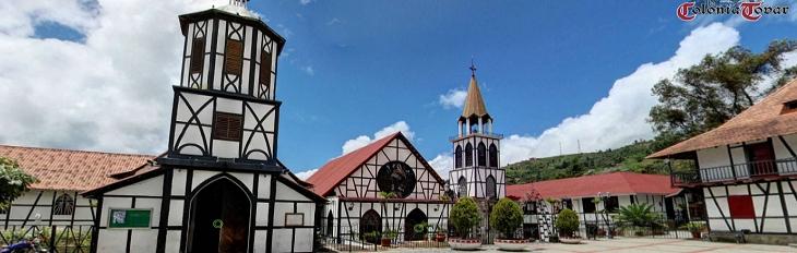 Iglesia San Martin de Tours Banner