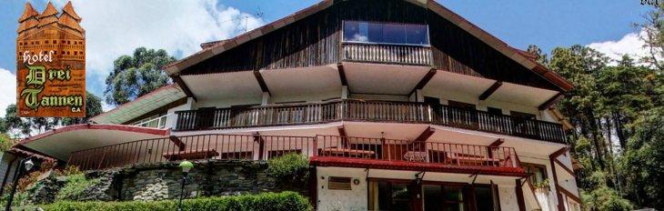 Hotel Drei Tannen Banner