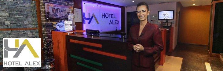 Hotel Alex Banner